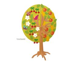 Thema boom jaargetijden