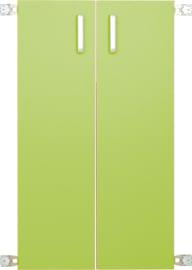 Deur voor niveau verhoger XL (092819) - groen