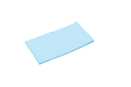 Elastisch laken blauw afm. 140 x 70 cm