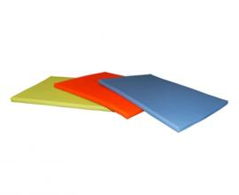 Aankleedkussen verrijdb. commode 100cm/kleur