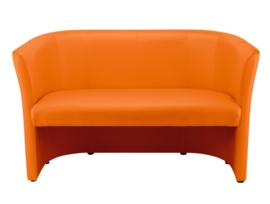 Sofa Club duo  oranje