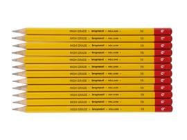 12 potloden Bruynzeel 5B