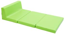 vouwbare bank - groen