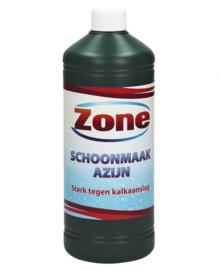 12x Schoonmaakazijn Zone 1liter
