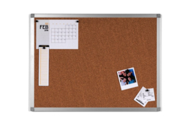 Prikbord Quantore 45x30cm kurk