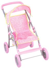 Kinderwagen  met voetensteun