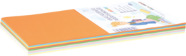 Tekenpapier inleg A3, assorti