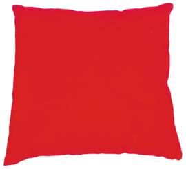 Kussen rood