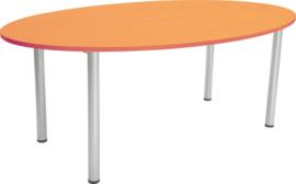 Ovale tafel els van 100 x 180 cm