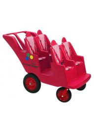 wandelwagen 4- of 6-persoons
