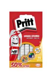 Buddies Pritt dubbelzijdige kleefpad poster blister à 95 stuks 50% gratis
