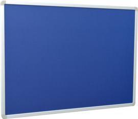 Textielbord klein, marine kleur