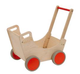 Poppen wandelwagen