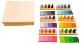 Kleuren en tinten