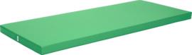 Anti -slip mat afm. 200 x 85 x 8 cm groen