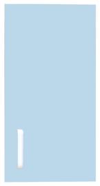 Deur voor smalle niveau verhoger Flexi (099190) rechts - licht blauw
