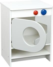 Quadro keuken - Wasmachine, wit