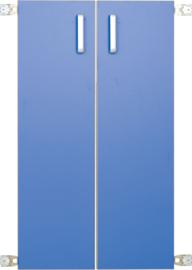 Deur voor niveau verhoger XL (092819) - blauw