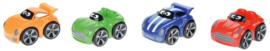 Speelgoed auto - mix van kleuren