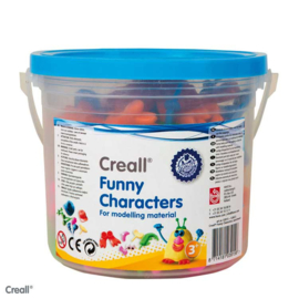 Emmer Creall-funny characters