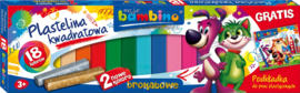 Plasticine 18 kleuren
