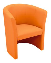 Fauteuils Club  oranje