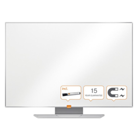 Whiteboard Nobo Classic 60x90cm staal