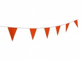 Vlaggenlijn Oranje (10 meter)