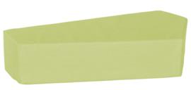 Quadro matras lichtgroen, hoogte 20 cm
