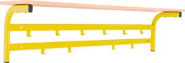 Garderobe hanger - geel