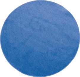 Rond tapijt - diam. 200 cm - blauw