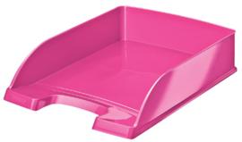 Brievenbak Leitz WOW Plus A4 roze