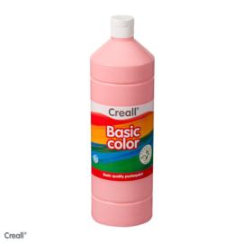 Plakkaatverf Creall basic 23 roze 500ml