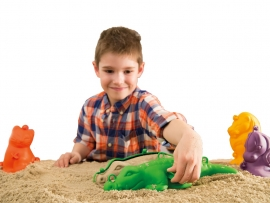 Zandvormen 3d groot
