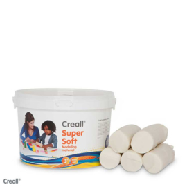 1750gr Creall-supersoft wit