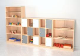 Kleurrijke meubels set 24
