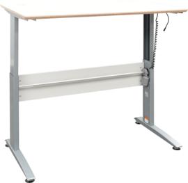 Tafel met elektrische hoogteverstelling, dubbel