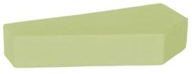 Quadro 2 matras  licht groen, hoogte 15 cm