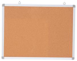 Kurkbord in aluminium frame 45 x 60 cm