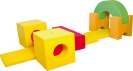 Foam set - Rainbow