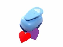 Mega vormen punch hart