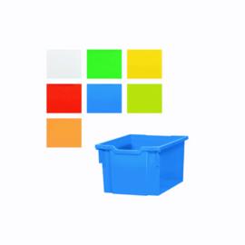 Grote bak -7 kleuren