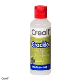 Creall crackle verf 2 dlg.