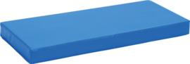 Anti-slip mat afm. 90 x 40 x 8 cm blauw