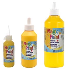 Biocolor magic paint 500 cc - Geel