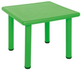 Dumi vierkante tafel - groen
