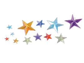 Edelstenen sterren