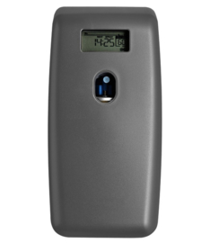 Dispenser Euro Quartz luchtverfrisser aerosol zilv