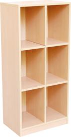 Hoge boekenkast 6