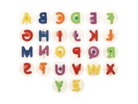 Stempel letters